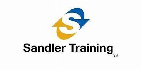 Sandler Sales Performance Workshop- Are your sales team egos unmanageable? tickets