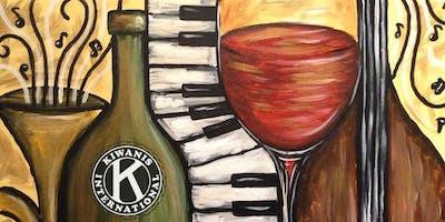 Kiwanis Casual - An Evening of Wine Tasting & Live Jazz!