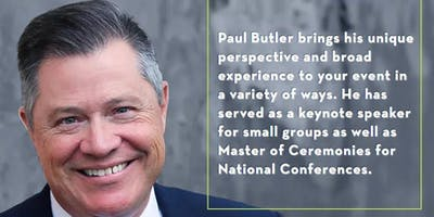 Paul Butler - Leadership for a Life Time