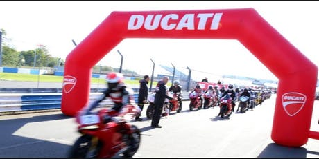 Ducati Glasgow Knockhill Track Night tickets
