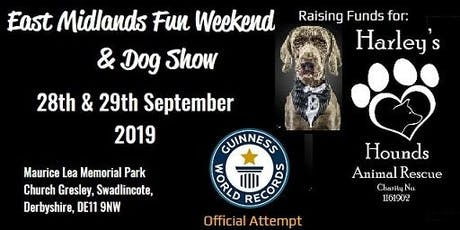 East Midlands Fun Weekend & Dog Show tickets