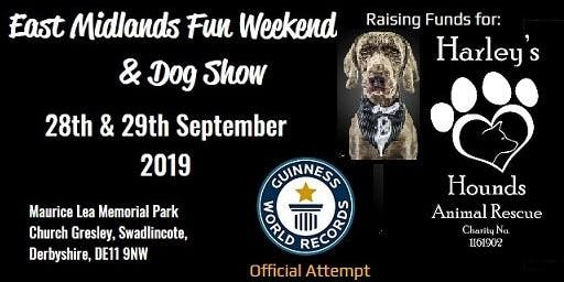 East Midlands Fun Weekend & Dog Show