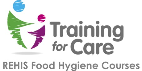REHIS Introduction to Food Hygiene  tickets
