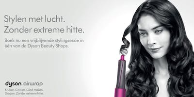 Dyson+Styling+Sessie+%40+Hudson%27s+Bay+Haarlem