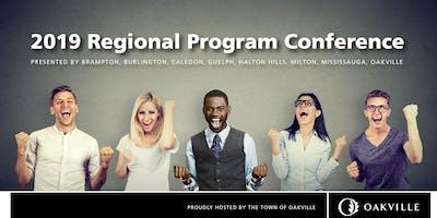 2019 Regional Program Conference