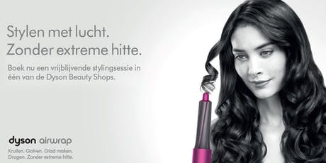Dyson Styling Sessie @ Hudson's Bay Tilburg tickets