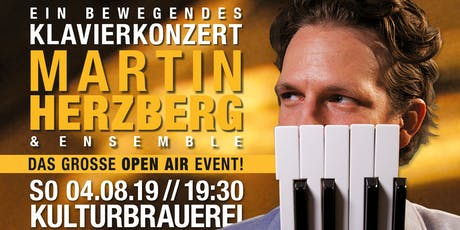 Martin Herzberg & Ensemble Tickets