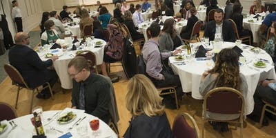 Sharing Stories of Success and Growth Dinner: Alumni, Friends and Students