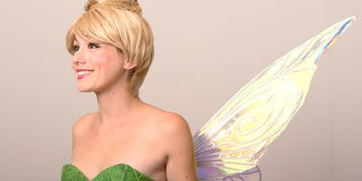 The Royal Treatment with TinkerBell