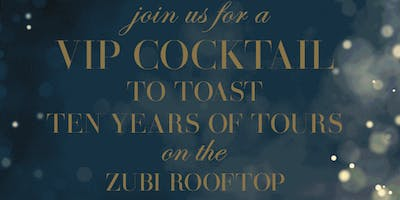 Tour of Kitchens VIP Party: Toasting Ten Years