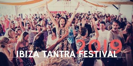 Ibiza Tantra Festival 2019 tickets