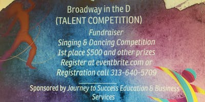 Broadway in the D Sing & Dancing Competition