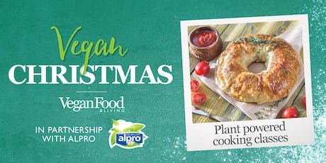 Vegan Christmas - Plant Powered Series tickets