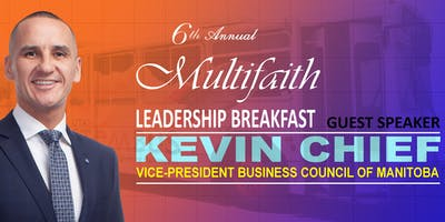 MLB2019 - MULTIFAITH LEADERSHIP BREAKFAST 2019
