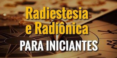Nilton Schutz - Curso Radiestesia e Radiônica Para Iniciantes – Quinta