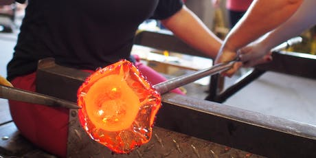 Intro to Glassblowing Weekend tickets