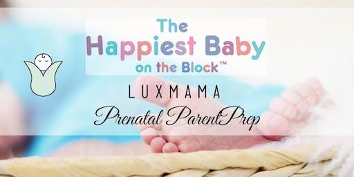 Happiest Baby on the Block (Prenatal ParentPrep) - 17 Oct 2019