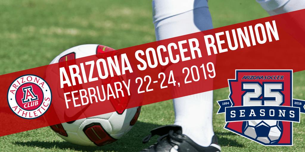 2019 Arizona Soccer Reunion
