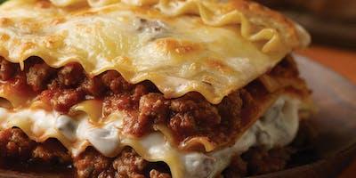 Junior Chef - Group Gourmet - Lasagna