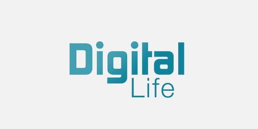 DIGITAL LIFE e-santé - cosmétique - pharma - télésanté