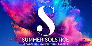 Summer Solstice @ W Hotel Hoboken NJ