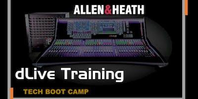 Tech Boot Camp: Allen & Heath dLive Training