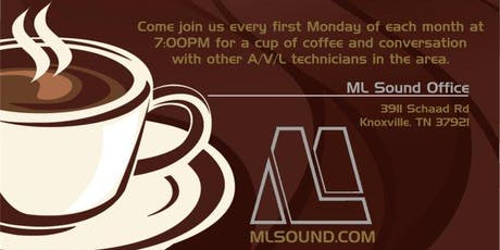 Coffee Break: Audio/Video/Lighting Tech Community Hangout tickets