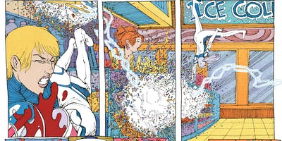 Panel By Panel: A Comics Crash Course for Ages 10-14 with Barrett Stanley