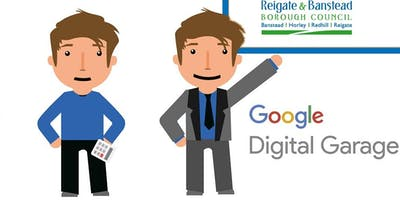 Google Digital Garage comes to Reigate & Banstead