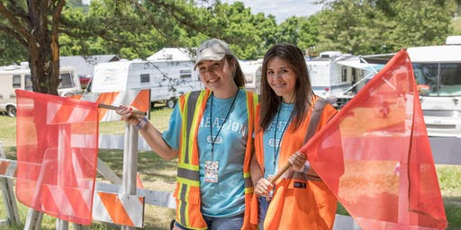 Creation Festival Northeast 2019 - Volunteers