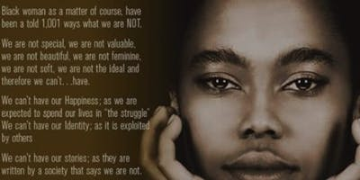 Black Girl Magic Workshop at SFU: Workshop Centering Self Love for Black Women