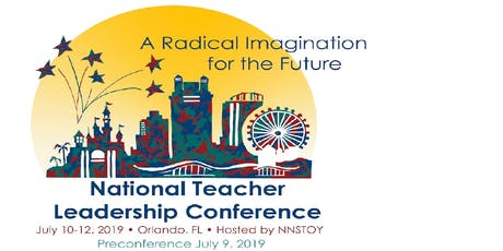 2019 National Teacher Leadership Conference tickets