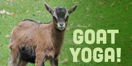 Goat Yoga tickets