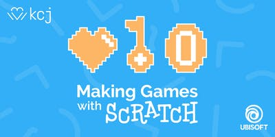 KCJ Montreal: Code Create Play with Scratch! *bring your laptop* (age 8-12) ENG