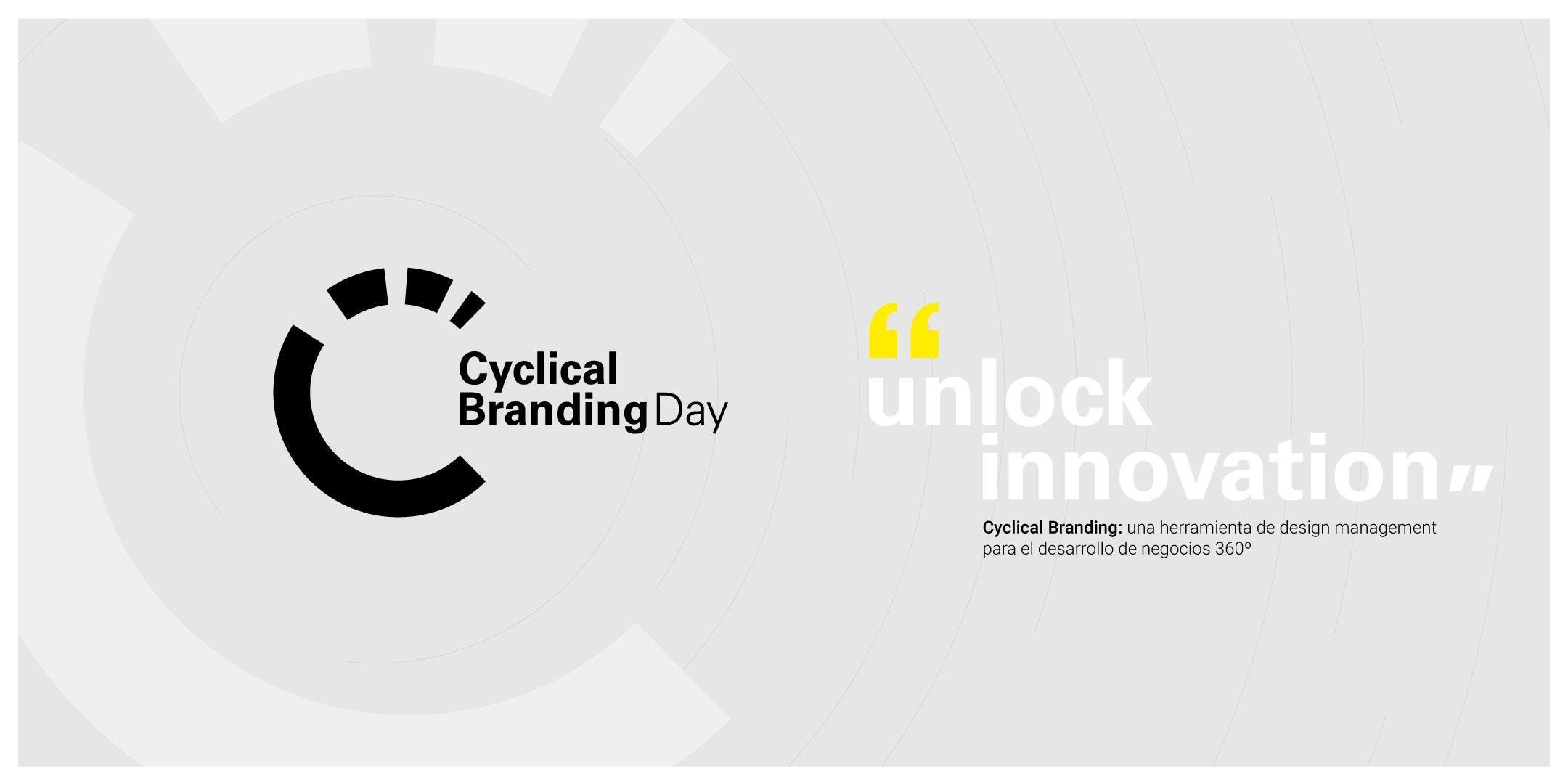 Cyclical Branding® Day | Unlock innnovation