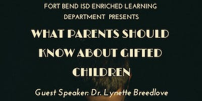 What Parents Should Know About Gifted Children