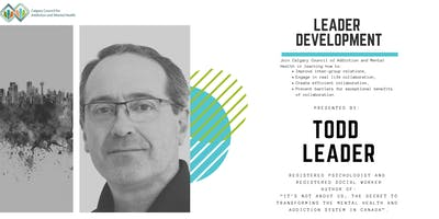 Todd Leader Presents: Leader Development