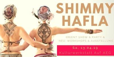SHIMMY HAFLA - Orient Fusion Tanz Show und Party