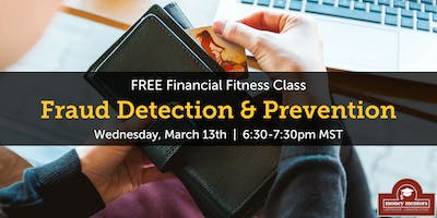 Fraud Detection & Prevention - FREE Financial Fitness Class, Medicine Hat