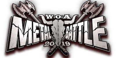 Wacken Metal Battle USA 2019: Los Angeles - Round 1, Battle 2 (w/ special guest headliner Void Vator)