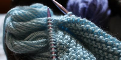 Intro to Knitting Workshop with Haley Owens