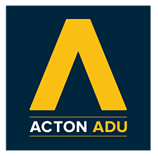 Acton ADU logo