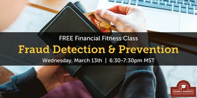 Fraud Detection & Prevention - FREE Financial Fitness Class, Red Deer