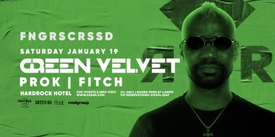 GREEN VELVET + PROK | FITCH