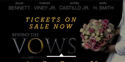 Beyond The Vows Movie Premiere SOLD OUT