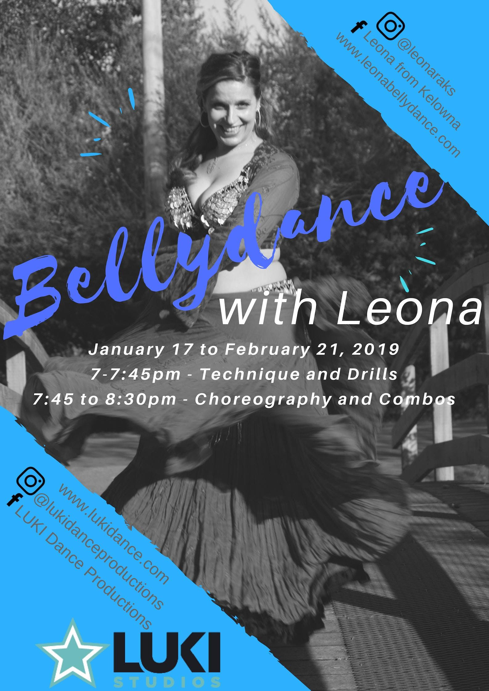 Bellydance! Technique & Drills