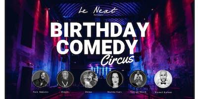 Le Birthday Comedy Circus au Café A