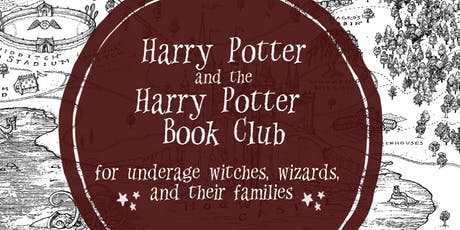 Harry Potter Book Club for underage witches & wizards & their families tickets