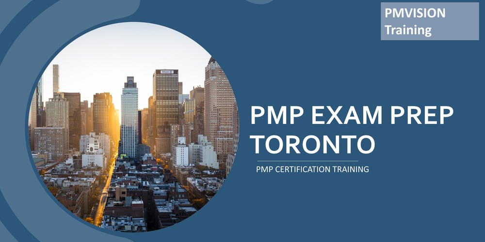 Pmp Certification Toronto On Pmp Training Boot Camps Exam Prep