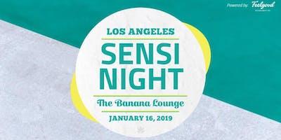 Sensi Night Los Angeles 1.16.19